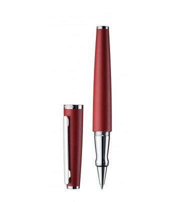 Roller Otto Hutt Design 06 laqué rouge brillant