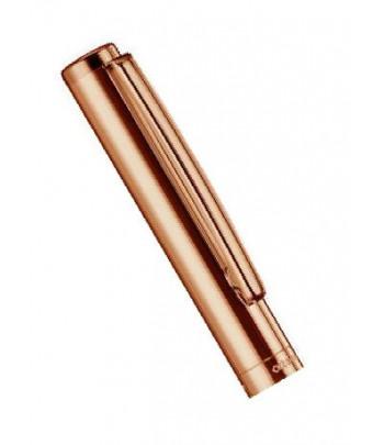 Capuchon stylo Design 01 doré or rose lisse