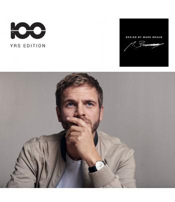 Mark Braun, designer berlinois, concepteur du Design 08 et du stylo du centenaire, Design C.